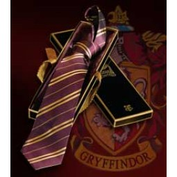 Harry Potter Gryffindor House Tie