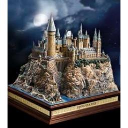 Harry Potter Hogwarts School Sculpture
