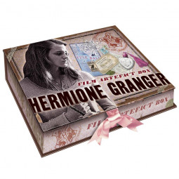 Harry Potter Hermione Granger Artefact Box