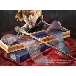Harry Potter Ron Weasley Wand in Olivander Box
