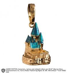 Harry Potter Lumos Charm Hogwarts Castle GOLD #2