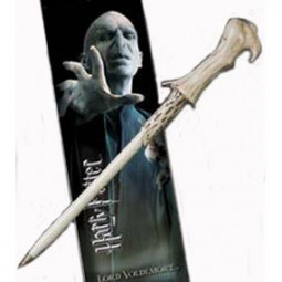 Harry Potter Voldemort Bookmark and Wand Pen
