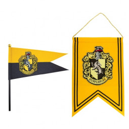 Harry Potter House Banner & Flag