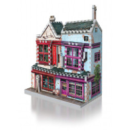 Harry Potter 3D Puzzle Quidditch Supplies & Slugs & Jiggers