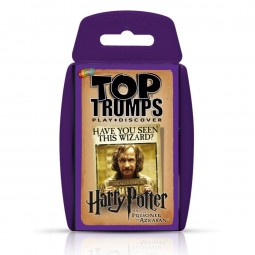 Harry Potter Top Trumps Prisoner of Azkaban