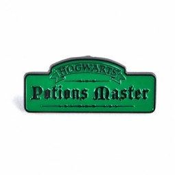 Harry Potter Potion Master Pin Badge