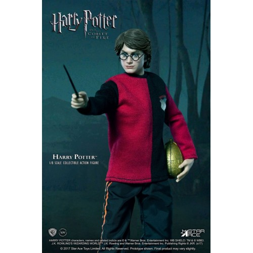 Harry Potter Star Ace Tri-Wizard Tournament Collectable Figure