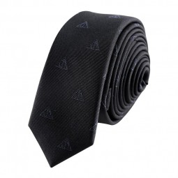 Harry Potter Deathly Hallows Necktie