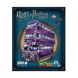 Harry Potter 3d Puzzle Knight Bus