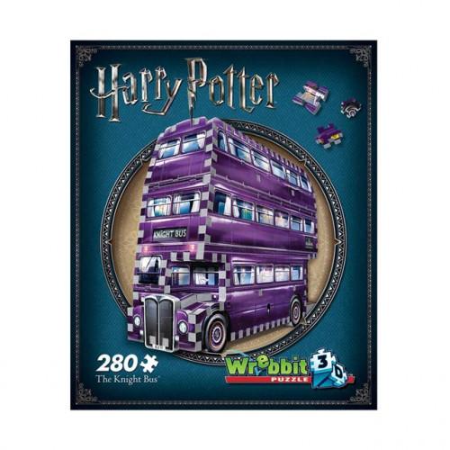 Harry Potter 3d Puzzle Knight Bus