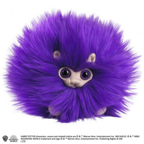 Harry Potter Purple Pygmy Puff