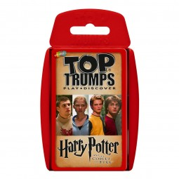 Harry Potter Top Trumps Goblet of Fire