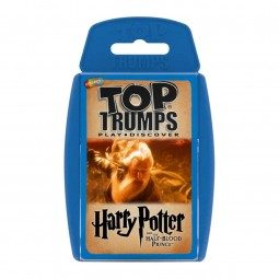 Harry Potter Top Trumps Half-Blood Prince