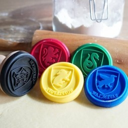 Harry Potter Cookie Stamps