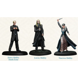 PRE ORDER Harry Potter Miniatures Adventure Game The Malfoy Family