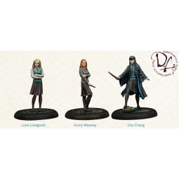 Harry Potter Miniatures Adventure Game Dumbledore's Army