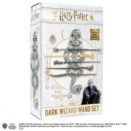 PRE ORDER Harry Potter Dark Wizard Wand Set