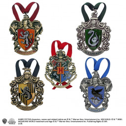 Harry Potter Hogwarts Decoration Set