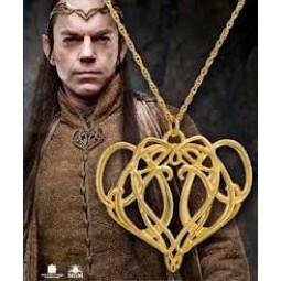 Hobbit Elrond's Brooch Pendant