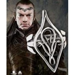 Hobbit Elrond Sterling Silver Ring