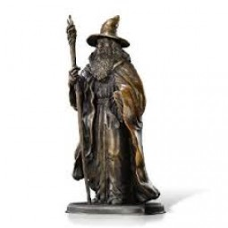 Hobbit Gandalf Bronze Sculpture