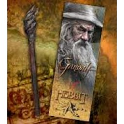 Hobbit Gandalf Pen and Lenticular Bookmark