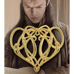 Hobbit Elrond's Brooch