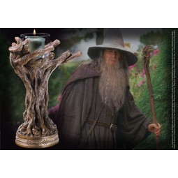 Lord of the Rings Staff of Gandalf the Grey Candle Holder