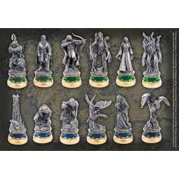 Lord of the Rings Two Towers 12 Character Package