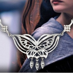 Lord of the Rings Butterfly Necklace of Arwen