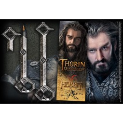 Hobbit Thorin Oakenshield Key Pen and Lenticular Bookmark