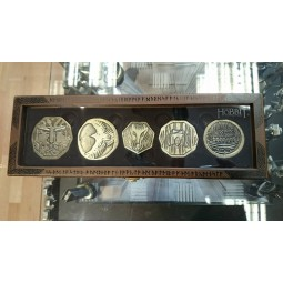 Hobbit Dwarven Treasure Coin Set