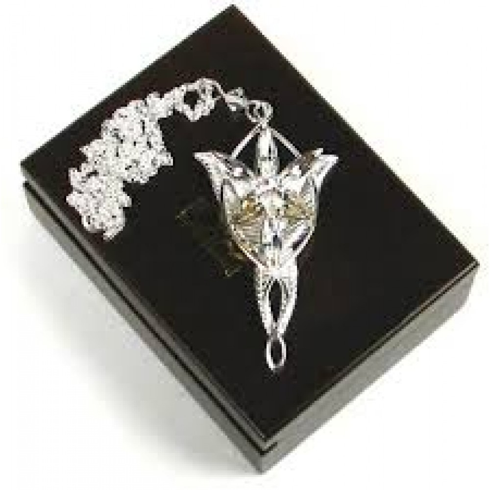 Lord of the rings arwen evenstar costume pendant aloadofball Images