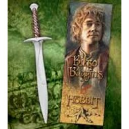 Hobbit Sting Pen and Lenticular Bookmark