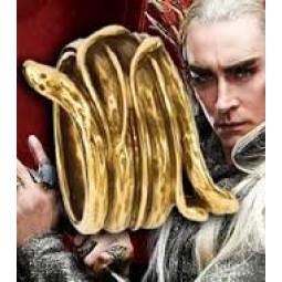 Hobbit Thranduil Snake Ring