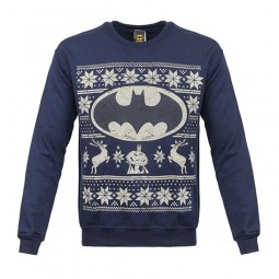 DC Batman Christmas Jumper