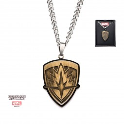 Marvel Guardians of the Galaxy Logo Pendant