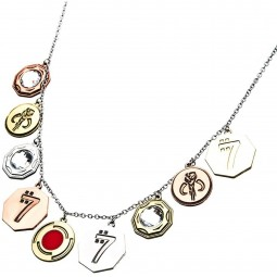 Star Wars Sabacc Coin Pendant Necklace
