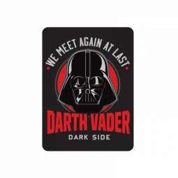 Star Wars Metal Magnet Darth Vader