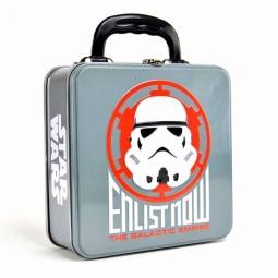 Star Wars Stormtrooper Tin Tote