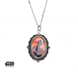 Star Wars BB-8 Cameo Pendant