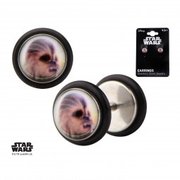 Star Wars Chewbacca Earrings