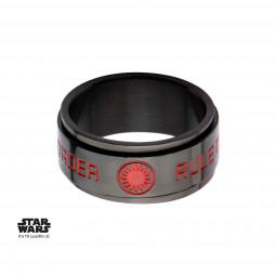 Star Wars First Order Spinner Ring
