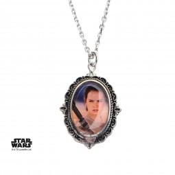 Star Wars Rey Cameo Pendant
