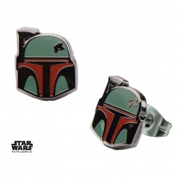 Star Wars Boba Fett Earrings