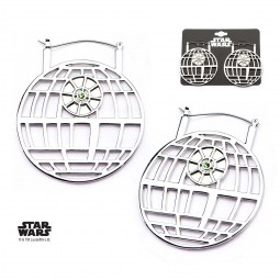 Star Wars Base Death Star Earrings