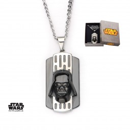 Star Wars 3d Darth Vader Dog Tag