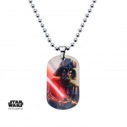 Star Wars Darth Vader Dog Tag