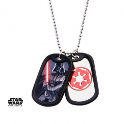 Star Wars Darth Vader Dog Tags