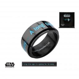Star Wars Long Time Ago Spinner Ring